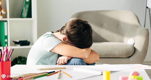 Aileler, Çocuklardaki TSSB Belirtilerini Fark Edemiyor