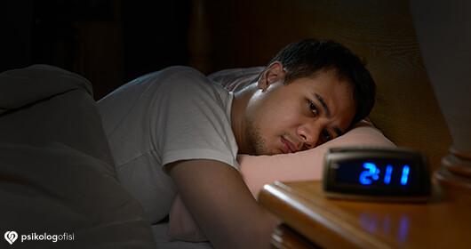 Anksiyete Bozukluğu ve Uyuyamama