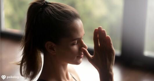 Nefes Egzersizleriyle Rahatlamak Mümkün!